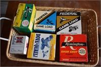 Boxes Shotgun Ammo, Remington, & More!
