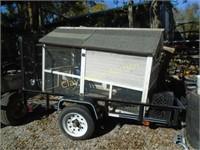 Small trailer & chicken coop