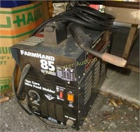 Portable welder