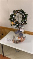Conrad Area Chamber of Commerce Festival of Trees Auction