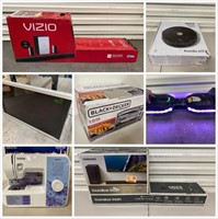 Electric Scooters and More! Used and Store Returns!