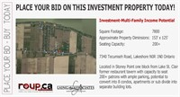 INVESTMENT OPPORTUNITY STONEY POINT