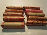 Montgomery County Coin Club Annual Charity Auction