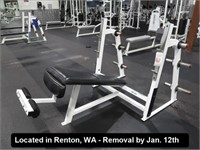24 HOUR FITNESS - ONLINE AUCTION