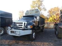 Tree Service Vehicles Bankruptcy Liquidation