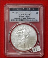 New Year's Day Coins & Currency Auction 1-1-21