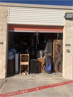 Grimes Finds Plano Storage Units Online Auction