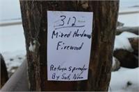 Hay, Bedding, Firewood #1 (1/6/2021)