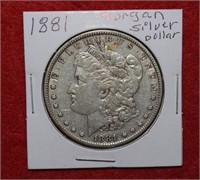 Online Special Coins & Jewelry Auction Wednesday 01/20/21