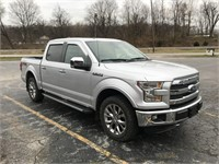 2015 Ford XLT Lariat Loaded Only 62,000 Miles!  Estate Truck
