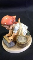 Online Only  Auction Hummels, Lladro, Glass ++