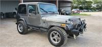 332-05 Chev SSR LS2 , 72 Chev Cheyenne,  90 Jeep Wrangler