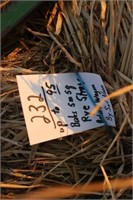 Hay ,Bedding, Firewood #4 (1/27/2021)