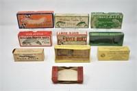 Fishing Collectibles Estate Auction Part 1