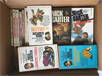 Books Penzler Detective, with Sci Fi and Others