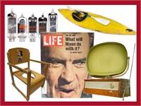 Storage Unit Treasures - $1 Starting Bid February Auction