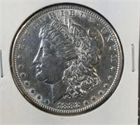 Morgan Dollar Set,.999 Silver, Gold, Coin Online Auction Feb