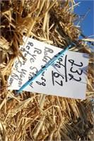 Hay, Bedding, Firewood #6 (2/10/2021)
