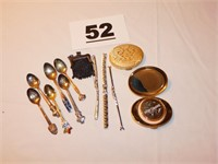 MISC PURSE, COMPACTS & MORE