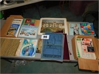 MCCOY BOOK & OTHER MISC. PAPER ITEMS