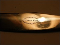 ALFRED WILLIAMS CARVING SET