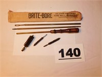 BRITE-BORE GUN CLEANING KIT