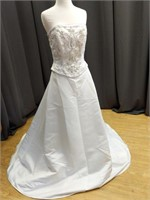 Wedding Store Closing Dresses and Accessories Auction