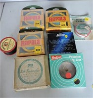 Spring Fishing Tackle & Collectible Auction