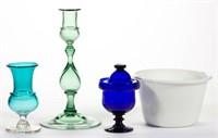 Sample of free-blown wares