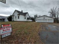ONLINE REAL ESTATE AUCTION~ Washington, IN