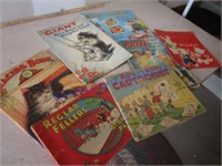 PAINT & TRACING BOOKS