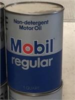 Mobil Regular Oil, Bidder Bidding on Quantity