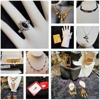 Gemstone Online Gift Shop Jewelry Auction -Starting Bid $.50