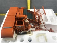 Jerry Clark Toy Tractor Collection