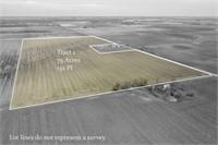 155 Acres Prime Farmland w/Home