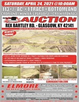 READ FARM - 113+/- ACRES IN 1 TRACT