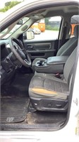 2015 Ram 1500 SLT Quad Cab 4WD