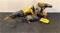 DeWalt Power Tool Set