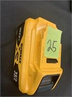 New Dewalt 20v Battery