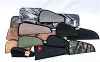 Large lot of Handgun Soft Cases.
