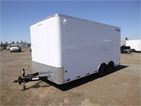 2022 Southland 16' T/A Enclosed Utility Trailer