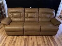 Leather Sofa Steins Royal Doulton MCM & Antique Furn Patio