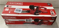 """Craftsman 10"""" cordless chainsaw w/battery"""