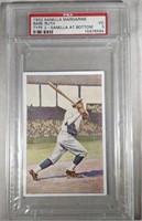 1932 Sanella Margarine Babe Ruth type 2 PSA 3