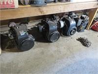 4 sm engines, Kohler's, as is