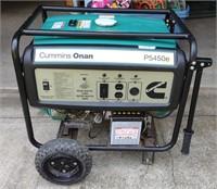 Cummins Onan P5450e Portable Generator