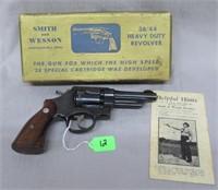 Smith & Wesson 38/44  .38 Special - Original Box
