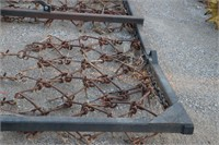 13'  3PTH CHAIN HARROWS COMPLETE WITH