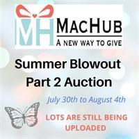 MacHub's Summer Blowout Part 2 Auction