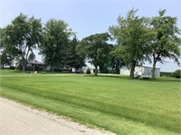 Maroa, IL Country Home Online Real Estate Auction